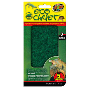 Zoo Med Eco Carpet For Reptile Vivarium Floor Liner