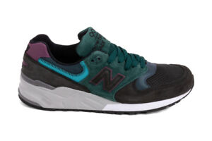 b31ebc40ccec9 New Balance 999 'Made in USA' in Black/Teal M999JTB FREE SHIPPING ...