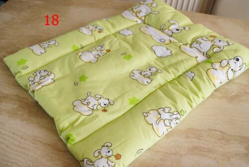 SOFT CHANGING MAT PATTERNED BABY COTTON NURSERY MAT FOR CHANGING UNIT PATTERNS
