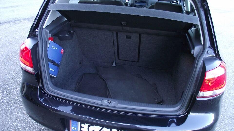 VW Golf VI 1,4 TSi 122 Comfortline Benzin modelår 2011 km