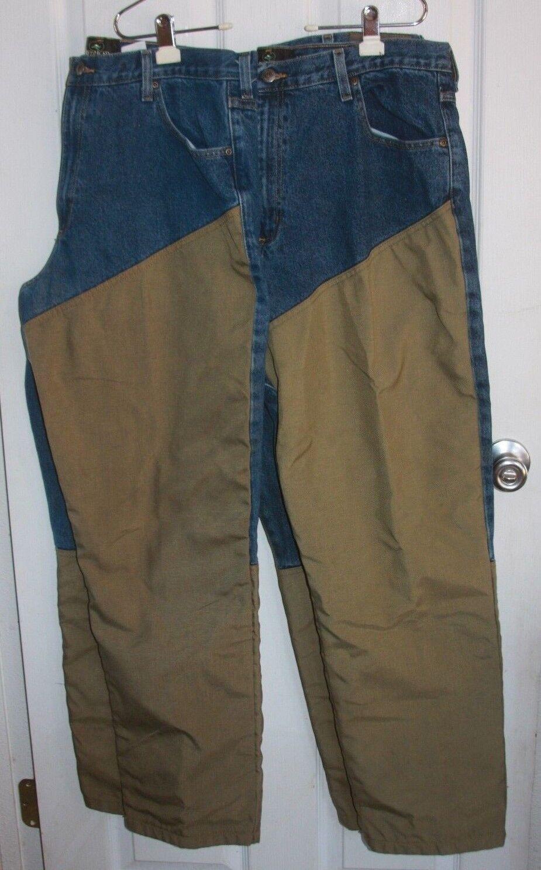 2 Pair Redhead Field Hunting  Shooting Brush Jeans Pants 38x32  online retailers