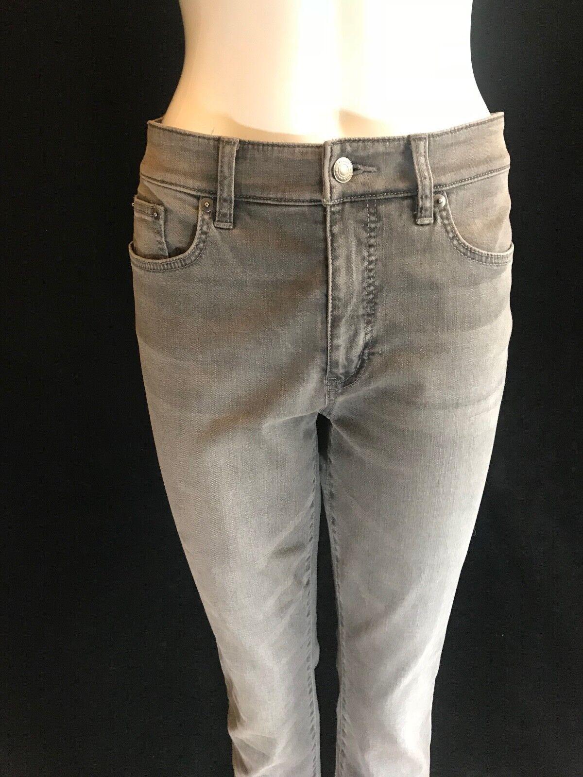 BNWT RALPH LAUREN donna Premium Jeans Dritti Snellente Fit US8 RRP