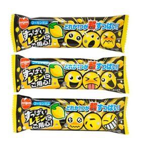 Meigum-Suppai-Lemon-ni-Goyoujin-Funny-Chewing-Gum-Lemon-Flavor-Japan