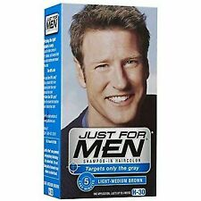 Just for Men Hair Color Light-medium Brown H30 1 Each (pack of 9 ...