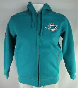 Miami-Dolphins-NFL-Men-039-s-Full-Zip-Hoodie