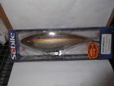 Sebile Stick Shadd Saltwater Stickbait Floating, Sinking, Fast Sink//155, 182mm