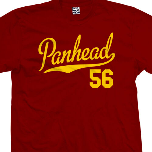 Panhead 56 Script Tail T-Shirt 1956 Motor Bike Motorcycle All Size /& Colors