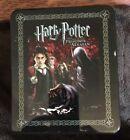 Harry Potter Prisoner of Azkaban Limited Edition Tin With Cards ArtBox