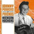 """Johnny Powers and Friends Michigan Rockers Various Artists 7"""" 4 Track EP in Pic"""