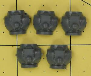 Warhammer 40K Space Marines Space Wolves Wolf Pack torse dos  </span>