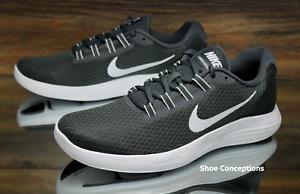 Nike Lunarconverge Dark Grey White 852462-002 Running Shoes Men's Multi Size