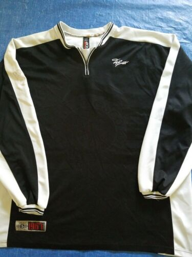 Willie Esco Mens Long Sleeved Jersey Shirt Size XX