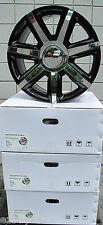 "22"" New Cadillac Escalade Black Chrome Wheels Rims 4739 GMC Yukon Chevy Suburban"