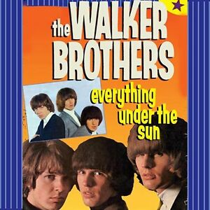 THE-WALKER-BROTHERS-EVERYTHING-UNDER-THE-SUN-5-disc-CD-Sealed