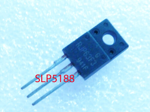 1PC RJP63F3 RENESAS MOSFET  BRAND NEW
