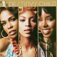 DESTINY'S CHILD ( NEW CD ) # NUMBER 1'S GREATEST HITS / VERY BEST OF ( BEYONCE )