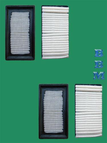 2 Tennant Noble Floor Scrubber Vacuum Fan Filter Models 5680//5700 370113//1037821