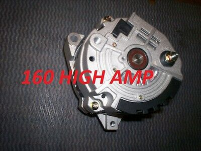 Pontiac Firebird Trans AM Chevy Camaro IROC Z Alternator 1990 5.0L 5.7L OEM