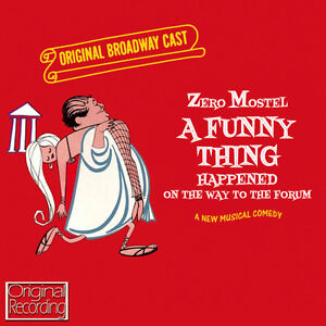 Original Broadway Cast - A Funny Thing Happened On The Way To The Forum CD