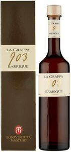GRAPPA-903-BARRIQUE-CL70-BONAVENTURA-MASCHIO-MADE-IN-ITALY