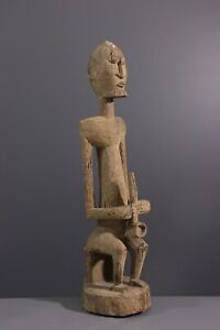 STATUE-DOGON-AFRICAN-ART-AFRICAIN-PRIMITIF-ARTE-AFRICANA-AFRIKANISCHE-KUNST