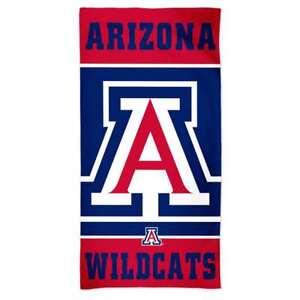 WinCraft NCAA Arizona Wildcats 30X 60 Cotton Beach Towel