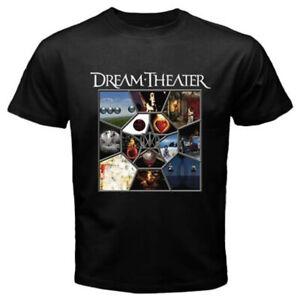 Dream-Theater-Anniversary-Rock-Band-metal-T-Shirt-Tee-S-3XL-Mens-Unisex-new-tee