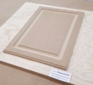 Image Is Loading Custom Cut To Size MDF Replacement Raised Panel