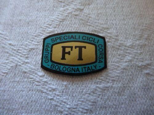 NOS  FT Bologna sticker//decal vintage L/'Eroica.