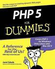 PHP 5 for Dummies by Janet Valade (Paperback, 2004)