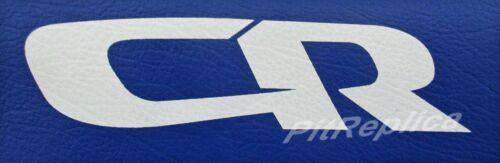 HATOA HONDA ELSINORE CR500R CR500 R 1987 /'87 SADDLE SEAT COVER P