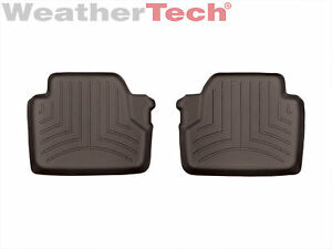 WeatherTech-Floor-Mats-FloorLiner-for-BMW-4-Series-M4-Coupe-2nd-Row-Cocoa