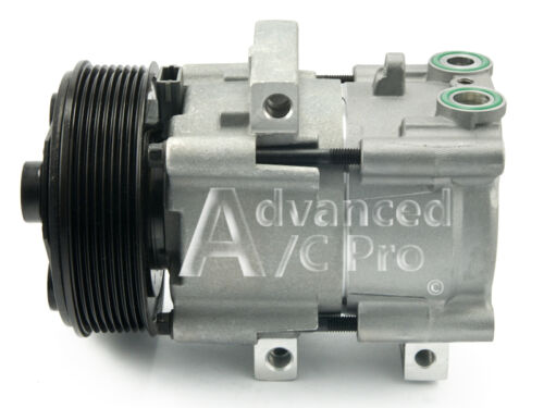 F450 AC Compressor Fits: 2003-2007 Ford F250 F550 V8 6.0L Diesel F350