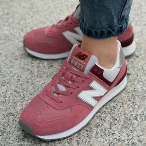 Colectivo mimar Meyella  New balance wl574 cortos señora chica zapatillas zapatos zapatillas  deportivas wl574sor | eBay