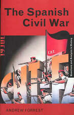 The Spanish Civil War by Andrew Forrest (Paperback, 2000)
