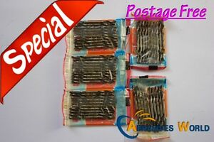 3-2mm-1-8-034-HSS-Double-Ended-Drill-Bits-For-Stainless-Steel-10pcs-50pcs-100pcs