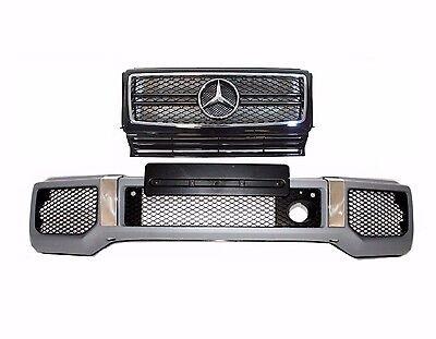 Mercedes Benz W463 G class AMG BODY KIT G63 G65 front bumper + grille