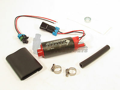 Aeromotive 11569 340 LPH Stealth In-Tank Electric Fuel Pump E85//Gas GM//Chevy