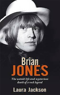 1 of 1 - Brian Jones: The Untold Life and Mysterious Death of a Rock Legend-ExLibrary