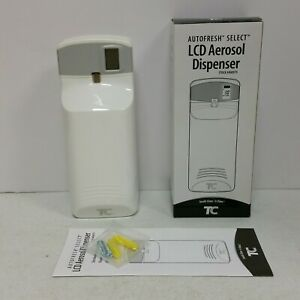 Tc Autofresh Select Lcd Meter Mist 3000 Lcd Aerosol Wall