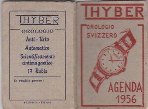 marchi riconosciuti vendite speciali sconto più basso agenda orologio svizzero Thyber del 1956 # | eBay