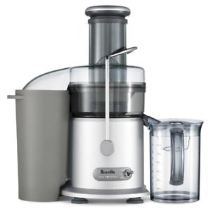 Breville JE98XL Juice Fountain Plus 850-Watt Juicer