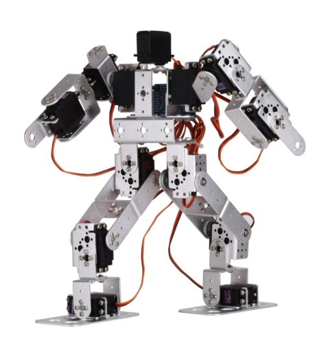Body Only, Arduino controllable,from USA 13 DOF Robot Body