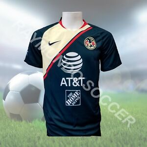 fa0732a72 Image is loading Nike-Club-America-Away-2018-2019-Jersey