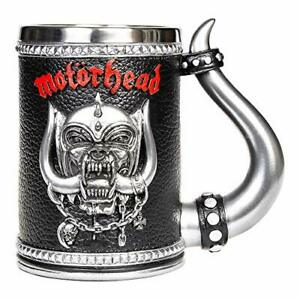 Stunning-Collectible-Motor-Head-Tankard-Officially-Licensed-Hand-Painted-Mug