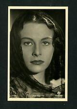 Ilse Werner - Alte Starkarte    (P2-16)