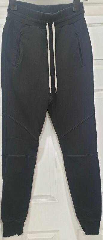 Da Donna con pacco 2 PAIA A Coste Bootleg Pantaloni in Nero /& Navy Taglie uk8-26.