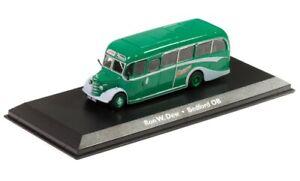 Classic-Coaches-Bus-Atlas-1-72-Bedford-OB-Dewsway-Tours-Ref-103