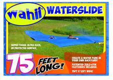 WAHII WATER SLIDE 75ft!.............  WATCH VIDEO HERE!