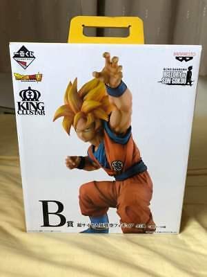DRAGON BALL Super HISTORY OF SON GOKOU Ichiban Kuji SS Goku Figure Last one F//S
